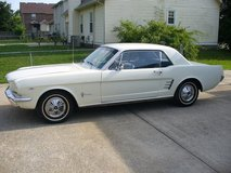 **Price Drop** 1966 Ford Mustang(Original) in Fort Campbell, Kentucky