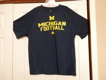 Mens Michigan  Adidas Shirt in Fort Riley, Kansas