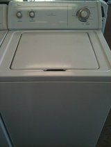 KITCHEN AID WASHER & DRYER SET HEAVY DUTY SUPER CAPACITY REFURB WARNTY in Bolling AFB, DC