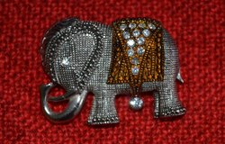 Elephant Brooch/pin in Lockport, Illinois